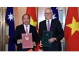 VIETNAM, AUSTRALIA ELEVATE TIES TO STRATEGIC PARTNERSHIP