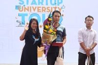 Startup UniTour No 1 at University of Commerce