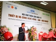 The first Vietnam International exhibiton on machineries  technologies of Agriculture, Forestry, Fishery 2017 Growtech Vietnam 2017