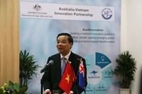 Vietnam and Australia Announced the bilateral innovation Partnership between the two countries