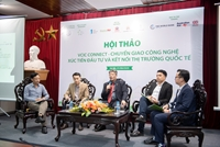 Promote international market connection for Vietnamese enterprises