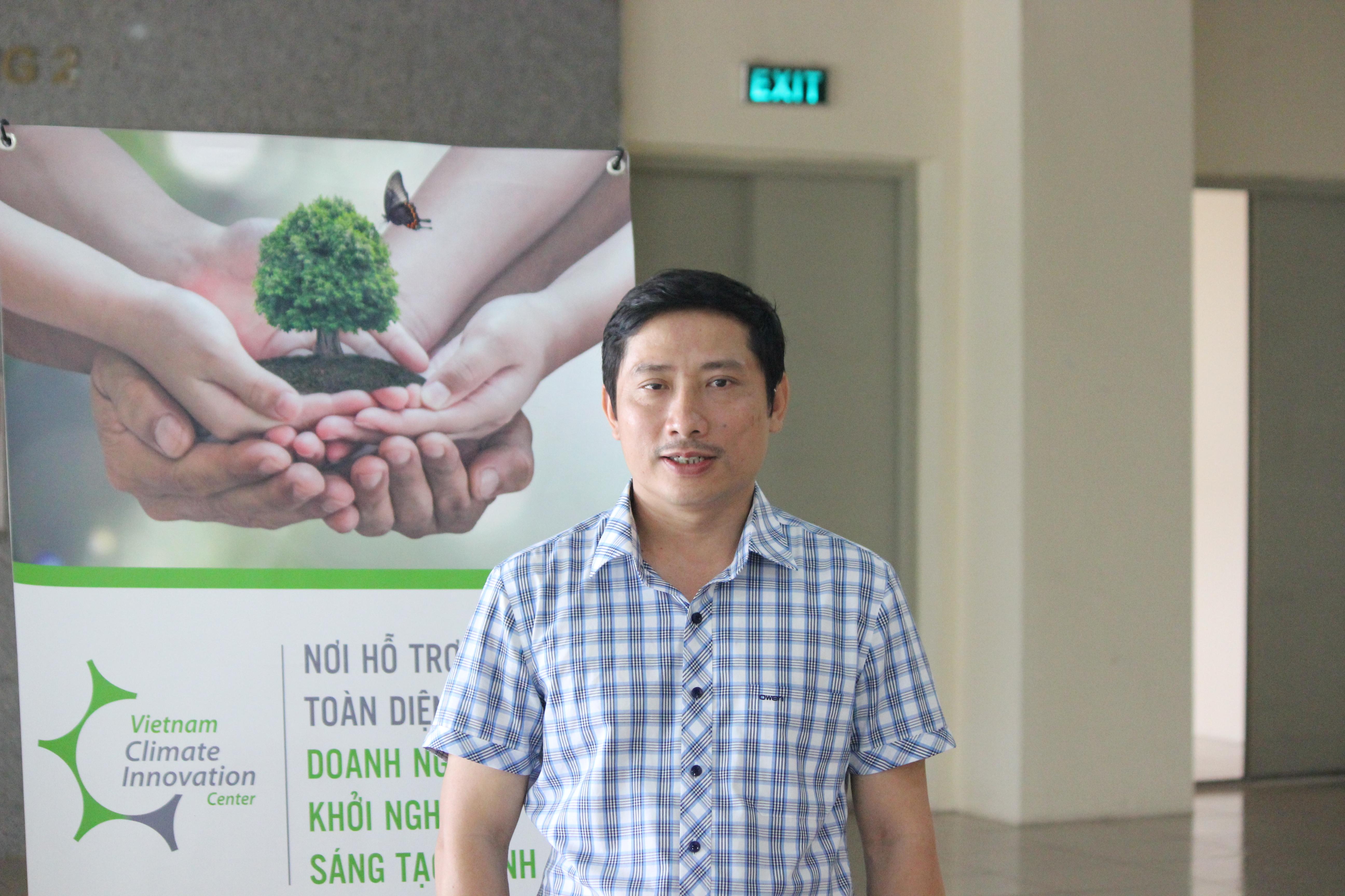 Doanh nhân Việt phát triển mô hình kinh doanh đổi mới sáng tạo biến phế phẩm nông nghiệp thành sản phẩm giúp phát triển nông nghiệp bền vững với sự hỗ trợ của VCIC