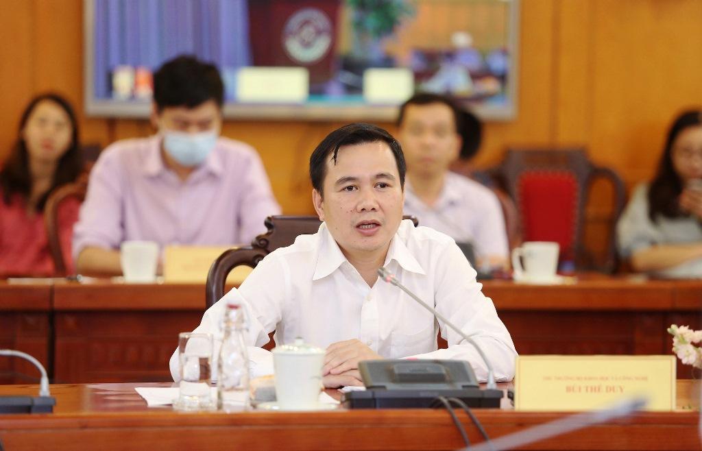 Tổng Giám đốc WIPO Việt Nam có chỉ số đổi mới sáng tạo vượt trên tầm mức phát triển