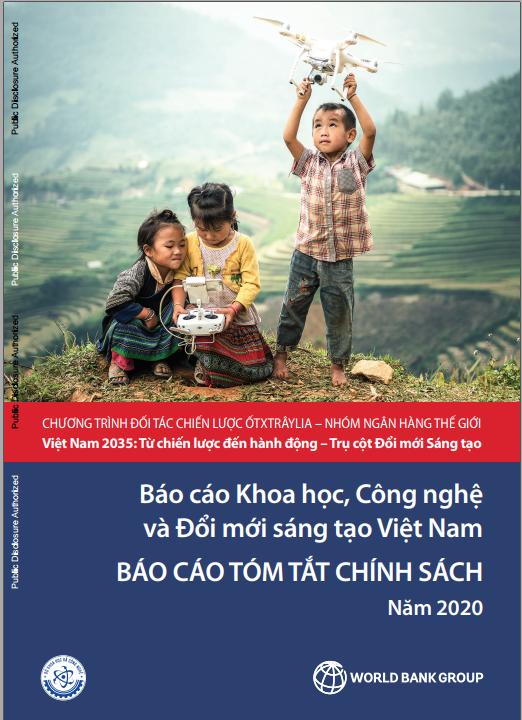 Báo cáo Khoa học, Công nghệ và Đổi mới Sáng tạo KH, CN và ĐMST Việt Nam năm 2020